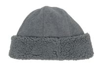 George Women's Fleece Cuffed Hat Light Grey