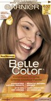 Coloration permanente Crème couleur facile pour cheveux Belle Color de Garnier 632 Light Chestnut Brown