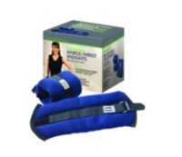 PurAthletics 5lb Ankle & Wrist Weights - WTE100855
