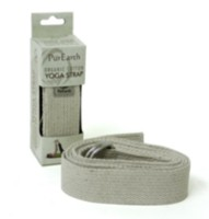 PurEarth Organic Cotton Yoga Strap 6 ft. -WTE10432