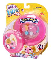 Little Live Pets Lil' Mouse Wheel - Waffle Toy