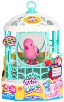 Little Live Pets Ruby Belle Bird Cage
