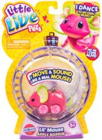 Little Live Pets Apple Boppin' Mouse Pet Toy