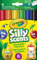 Crayola Silly Scents Washable Chisel Tip Markers