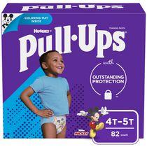 Sous-vêtements d'entraînement Pull-Ups Learning Designs de Huggies, emballage  économique - garcon