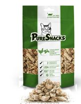 PureSnacks Chicken Breast & Catnip Value Size Cat Treats