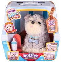 Little Live Pets Ruffles My Dream Puppy Toy - Wal-Mart Exclusive