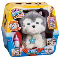 Little Live Pets My Dream Puppy Husky Frosty Pet Doll