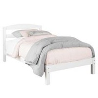 Mainstays Twin/Single Wood Bed