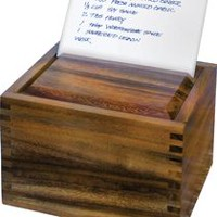 Ironwood Recipe Box