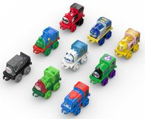 Fisher-Price Thomas and Friends Minis DC Super Friends, 9 Pack