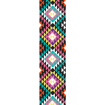 Offray 1.5 in Aztec Ribbon