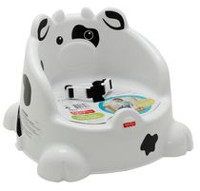 Fisher-Price Table Time Cow Booster Seat