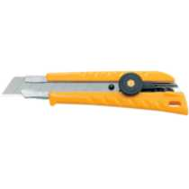 OLFA 18mm Ratchet-Lock Snap Blade Utility Knife