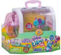 Little Live PetsLil' Fluffy House Snoozles Mouse
