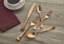 Hampton Forge Melodie Copper Flatware Set