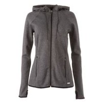 Athletic Works Women's Hooded Jacket Grey S