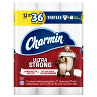 Papier hygiénique Charmin Ultra Strong