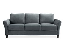 Lifestyle Solutions Alexa Grey UPSable Sofa