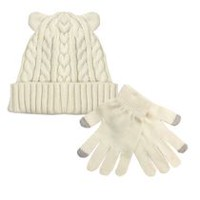 George Girls' Hat and Glove Set