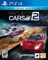 Project Cars 2 Day Edition (PS4)