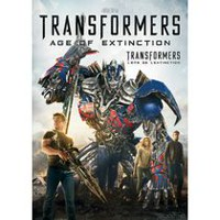Film Transformers: Age Of Extinction (DVD) (Bilingue)