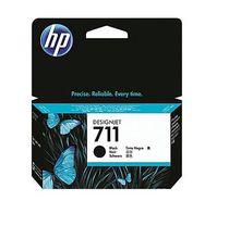 Cartouche d'encre noire HP 711 (CZ129A), 38 ml