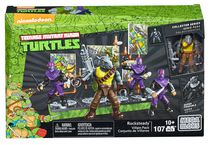 Mega Bloks Teenage Mutant Ninja Turtles Rocksteady Villain Pack Playset