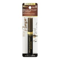 L'Oréal Paris Brow Stylist Plumper Brow Gel Mascara Medium To Dark