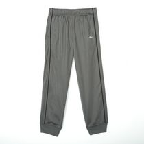 Athletic Works Boys' Pull-On Tricot Jogger Gray S/P