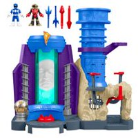 Coffret de jeu Centre de commande Power Rangers Imaginext de Fisher-Price