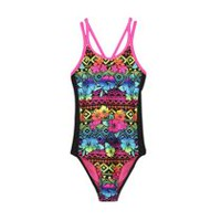 George Girls' One Piece Swimsuit M