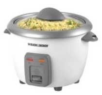 Black & Decker 6 Cup Rice Cooker