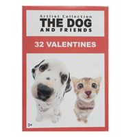 Paper Magic The Dog and Friends Valentine Cards