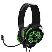 PDP Afterglow AGX.50 Licensed Headset for Xbox 360 - Green
