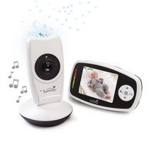 Summer Infant Baby Glow 2.8 inch Video Monitor & Projection Camera