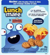 Trousse-repas au nachos fromage cheddar et salsa Grab N Snack Lunch Mate Schneiders