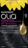 Garnier Olia No Ammonia Oil Powered Permanent Haircolour Black 2