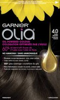 Garnier Olia No Ammonia Oil Powered Permanent Haircolour Darkest Brown