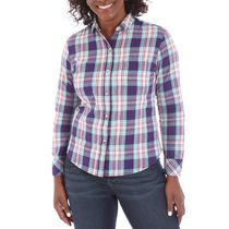 Riders by Lee Women's Casual Woven Shirt XXL