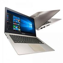 "ASUS Zenbook UX303 13.3"" Brown Touchscreen Laptop with Intel Core i7-6500U 2.5GHz dual-core processor"