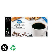 Great Value(MC) Torréfaction foncée capsules K-Cup® recyclables de Keurig®