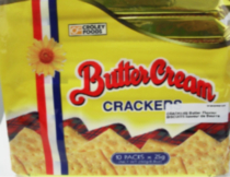 Croley Crackers Butter Flavour