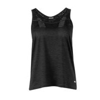 Athletic Works Women's Layering Tank Black Soot L