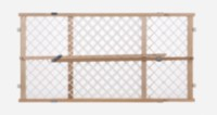 North States Diamond Mesh Baby Gate