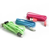 BlueDiamond ToGo 3 Pack Micro Usb Sync and Charge Cables for Android/Blackberry/Microsoft