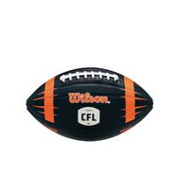Wilson CFL Hyper Spiral Junior Football