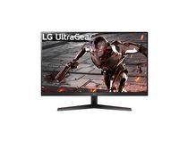 LG 32GK60W-B UltraGear QHD 1ms VA Gaming Monitor with AMD FreeSync Premium and 165Hz Refresh Rate