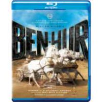 Ben-Hur: 50th Anniversary Edition (Blu-ray) (Bilingual)