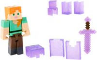 "Minecraft Armored Up Alex 5"" Figure"
